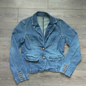 Vintage denim jacket
